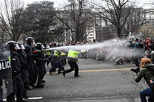 First Trials Begin For Those Charged Over Inauguration Da...