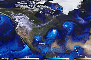 WATCH: The Hurricane Season, As Shown By Salt, Smoke And ...