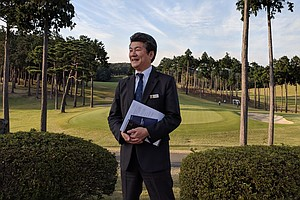 Japan Has Half Of Asia's Golf Courses, But The Game's Popularity There Is Fla...