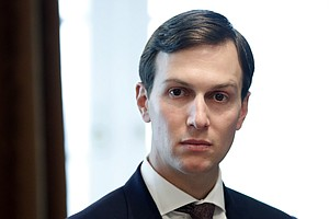 Senators: Kushner Didn't Disclose Emails On WikiLeaks, 'Russian Overture'