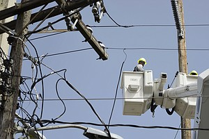 Chief Of Puerto Rico's Power Authority Resigns Under Fire