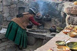 The Ancient Andean Tradition of Eating Clay May Have Help...