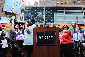 For LGBTQ People Of Color, Discrimination Compounds