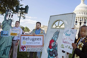 Opposition To Refugee Arrivals Keeps Getting Louder