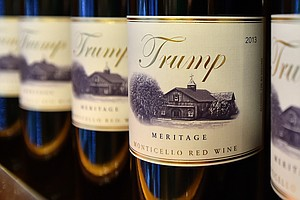 Trump Wine: Local Promotion Or Presidential Product Placement?