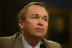 Trump Names His Budget Chief As Interim Head Of Consumer ...