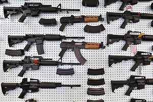 Black Friday Gun Background Checks Reportedly Soar To Rec...