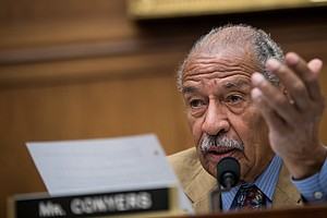 John Conyers Steps Down From Judiciary Committee Role Ami...