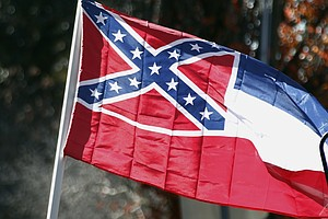 Supreme Court Rejects Case Over Confederate Emblem On Mis...
