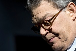 Franken Reiterates He Won't Resign: 'I Know That I've Let...