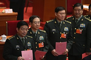 Former Top Chinese General Commits Suicide As Corruption ...