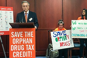 Advocates For Patients With Rare Diseases Defend Tax Cred...