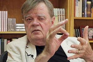Garrison Keillor Accused Of 'Inappropriate Behavior,' Min...