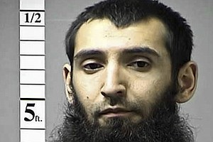 Suspect In October New York Truck Attack Pleads Not Guilty