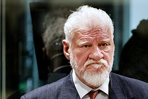 His Sentence Upheld, War Criminal Drinks 'Poison' In Court — And Dies Hours L...