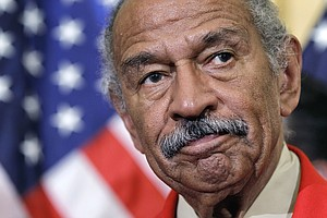 Conyers Resigns Amid Sexual Harassment Allegations