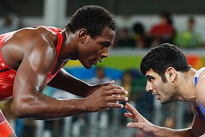 Iranian Wrestler Throws Match To Avoid Facing Israeli In ...