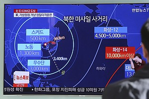 North Korea Claims New Missile Makes It A Nuclear Power