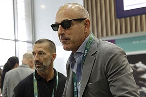 Fired 'Today' Host Matt Lauer Responds, Promises 'Soul-Se...
