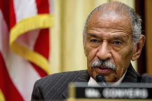 Pelosi, Ryan Call on Conyers To Step Down; Another Franke...