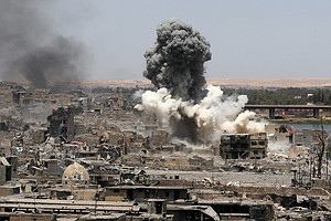 Coalition Strikes Killed More Than 800 Civilians In Fight Against ISIS, U.S. ...