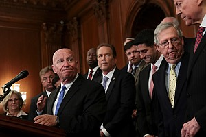 A Promise Of $1,200 Not Enough To Buy Wide Support For Republican Tax Plan