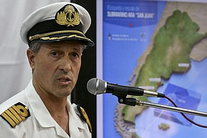Search For Missing Argentine Sub No Longer A Rescue Missi...
