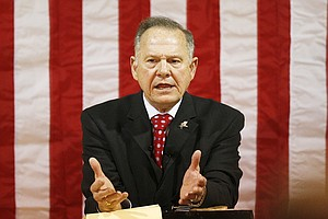 Alabamians Fear Roy Moore Is Bad For Business