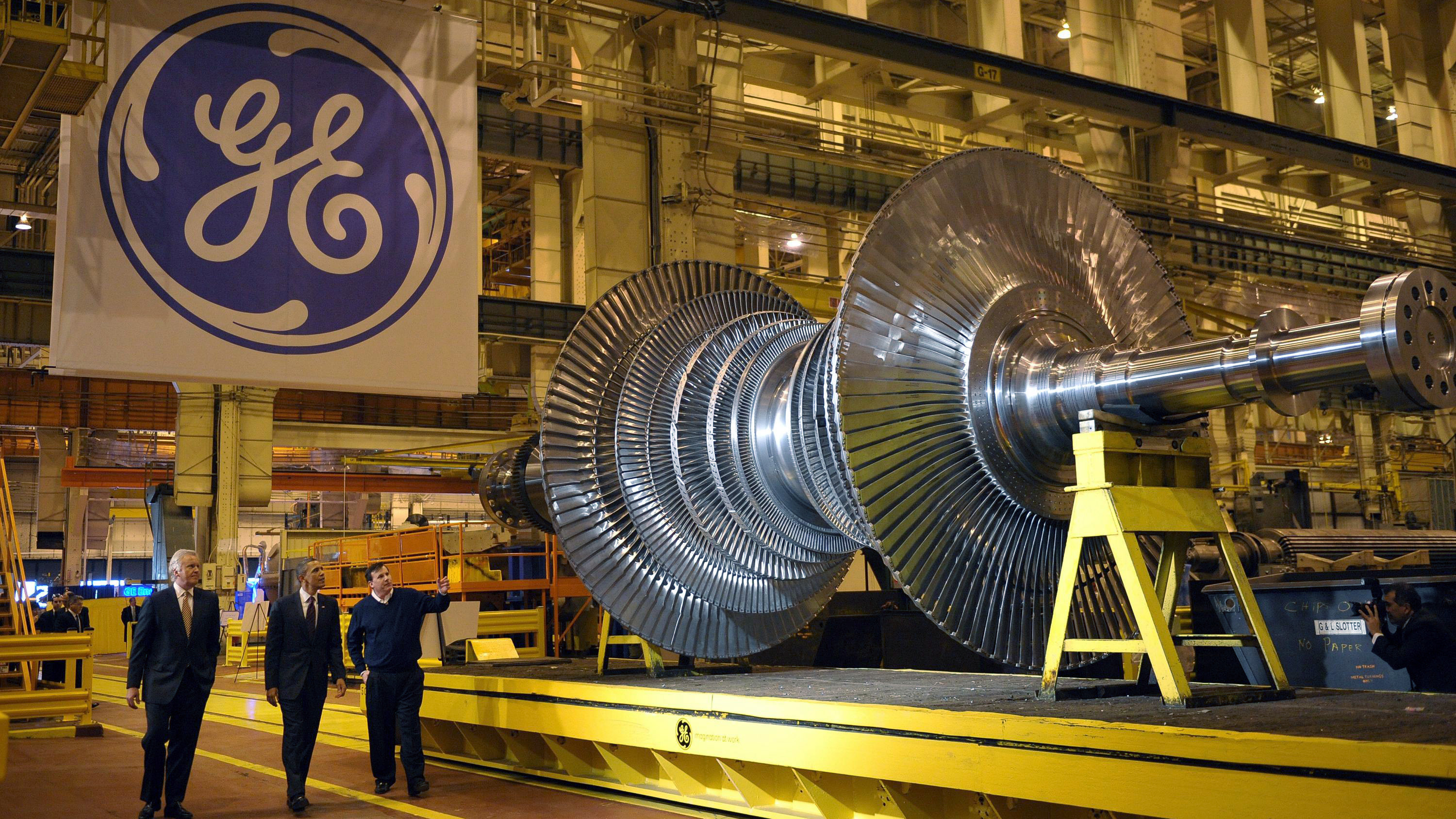 Ge Struggles To Show It Still Has Magic Touch Kpbs