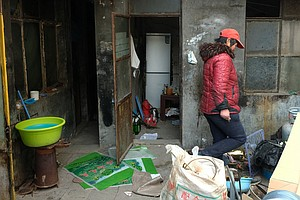 For Decades, China's Laborers Moved To Cities. Now They'r...