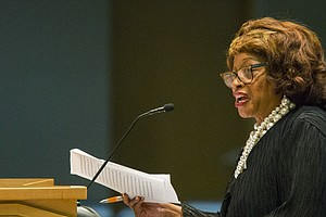 Ex-Rep. Corrine Brown Sentenced To 5 Years For Stealing F...