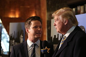Billy Bush: 'Of Course' It's Trump's Voice On 'Access Hol...