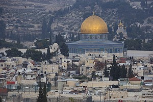 Prospect Of U.S. Embassy Move To Jerusalem Worries Leaders In Middle East And...