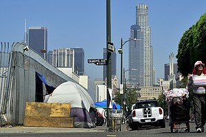 Homeless Population Rises, Driven By West Coast Affordabl...