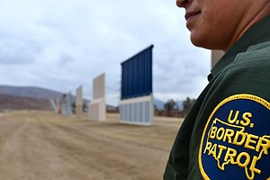 Arrests For Illegal Border Crossings Hit 46-Year Low