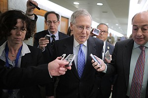 Are GOP Senators Wiping Out Tax Breaks For Corporations?