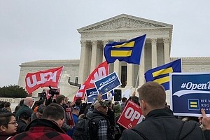 Supreme Court Seems Split In Case Of Baker Vs. Same-Sex C...