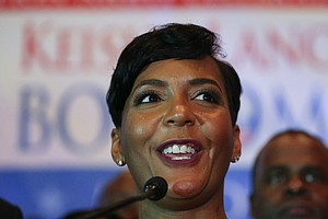Recount Likely In Close Atlanta Mayoral Race