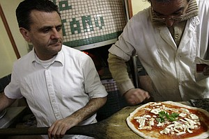 Can't Be Topped: Neapolitan-Style Pizza Making Wins UNESC...