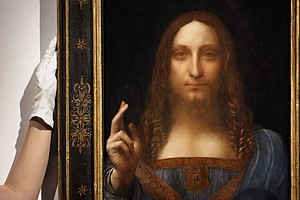 Mystery Solved: Saudi Prince Is Buyer Of $450M DaVinci Painting