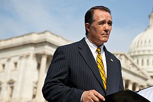 Rep. Trent Franks To Resign From Congress After Discussin...