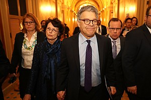Sen. Al Franken Announces He Will Resign 'In The Coming Weeks'