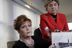 Trump Seizes On Roy Moore Accuser's Admission Of Adding T...