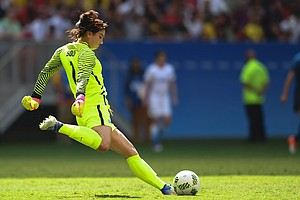 Hope Solo Announces She Is Running For U.S. Soccer Presid...