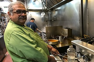 A Visit To Houston's Himalaya: Pakistani And Indian Food ...