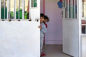 Kidnapped, Abandoned Children Turn Up At Mosul Orphanage ...