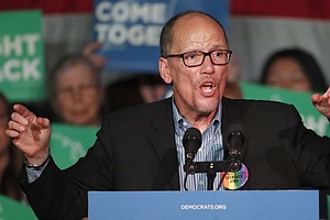 DNC Group Calls For Drastic Cut In 'Superdelegates' As Pa...