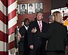 Trump Attends Opening Of Mississippi Civil Rights Museum Despite Co...