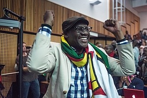 'Fight For Rights Will Continue' In Zimbabwe, #ThisFlag M...