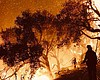 Firefighters Lose Ground On Largest Of California Fires